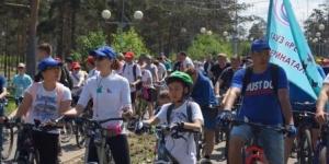 Велопробег против наркотиков 2019
