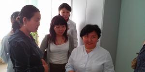 Визит Монгольской делегации май 2015